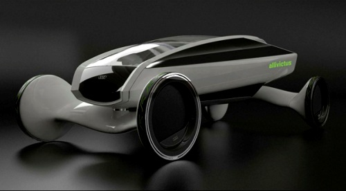 audiallivictus01 Гоночный концепт от Audi