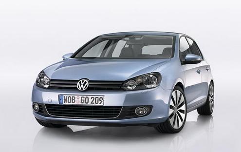 volkswagen_golf_11 Составлен ТОП-лист самых безопасных автомобилей