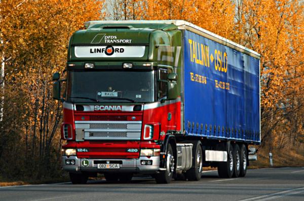 Scania Определились самые популярные марки грузовиков