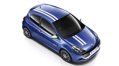 clio1 Renault показал вторую модель из линейки Gordini