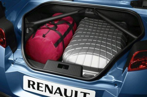 Renault анонсировал бюджетный родстер Wind