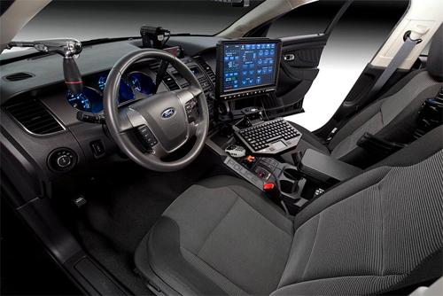 Ford представил новое авто для полицейских