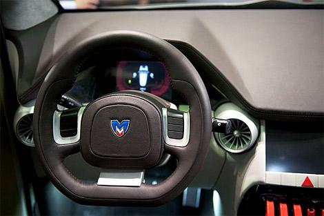 31 Marussia анонсировала семиместный внедорожник
