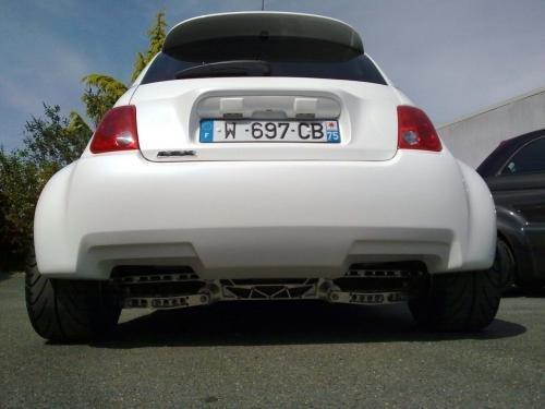 Atomik Cars показал новые снимки своего электромобиля