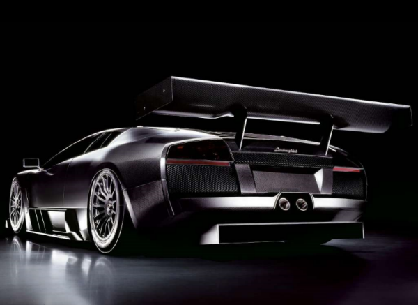 Lamborghini Lamborghini Murcielago: меньше, легче, быстрее