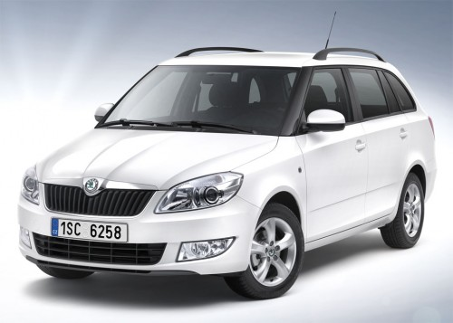 Skoda-Fabia-Estate-GreenLine-II-1-500x357 Skoda открыла продажу на экологичную Fabia Estate Greenline II