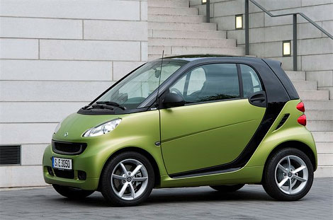 1 Smart ���������� ����������� ����������� ������ ForTwo