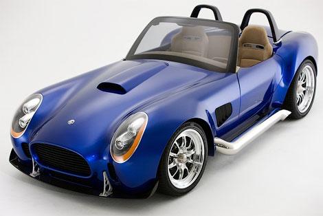 42 Американцы придали спорткару AC Cobra больше современности