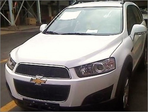 Captiva-facelift-500x378 В Сети появились первые шпионские снимки CHEVROLET CAPTIVA 2011