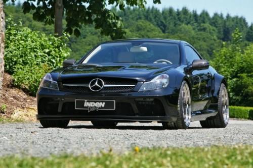 INDEN-DESIGN-Mercedes-SL-74-650x433-500x333 Inden Design представил Mercedes SL 63 AMG