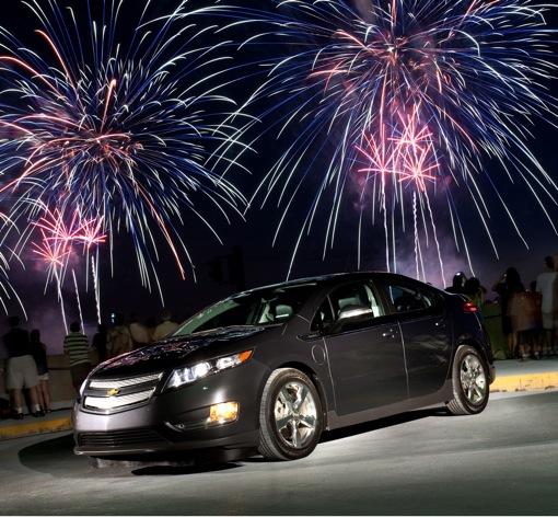 Chevrolet назвала стоимость электромобиля Volt