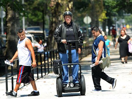 alg_gleich_scooter В Британии впервые был оштрафован водитель скутера Segway