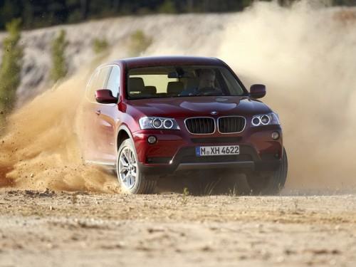 ����� BMW X3 ������� �-�����