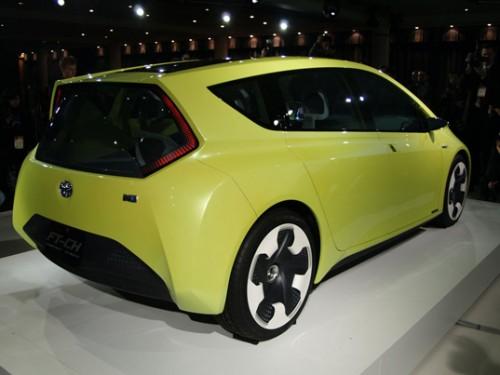 detroit-2010-toyota-ft-ch-2-500x375 Toyota готовит к выпуску новый экономичный гибрид