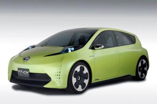 honda-ftch-ed01-500x332 Toyota готовит к выпуску новый экономичный гибрид