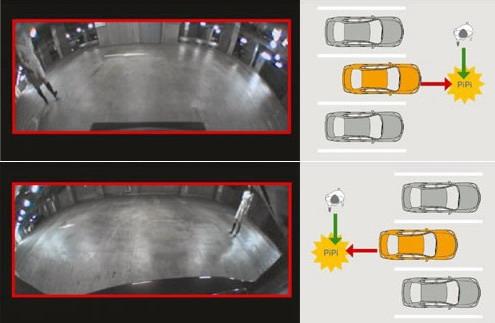 mod_scheme Nissan представила технологию, которая способна распознавать пешеходов