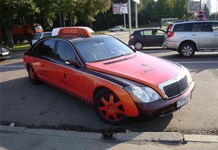 t1 Девять самых неожиданных транспортных средств для служб такси