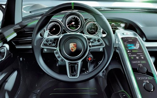 1267567135_porsche-918-spyder-9-500x312 Porsche ���������� ����� ������� ���� � ����� �������