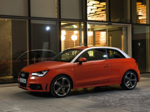Audi �������� ���������� ���� �� ������� A1