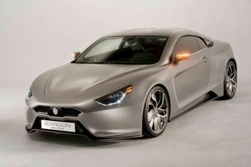 Exagon_Furtive_eGT_Concept_2010_01-500x332 Французы создали гибридный автомобиль с запасом хода 800 километров