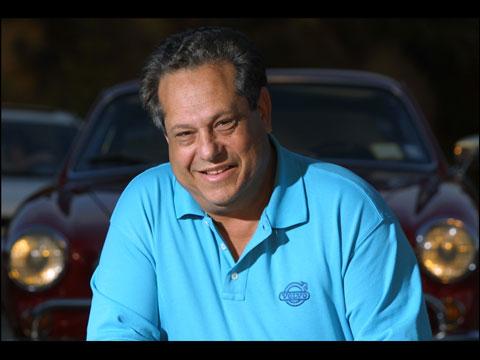 Irv-Gordon Американец установил новый рекорд пробега на одном автомобиле