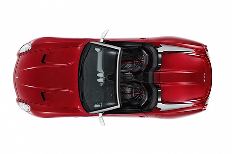 d2 Ferrari посвятила новую модификацию 599 GTB Fiorano ателье Pininfarina