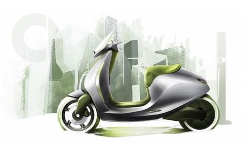 smart-electric-scooter-concept-sketch-side-500x312 Smart начнет собирать двухколесные транспортные средства