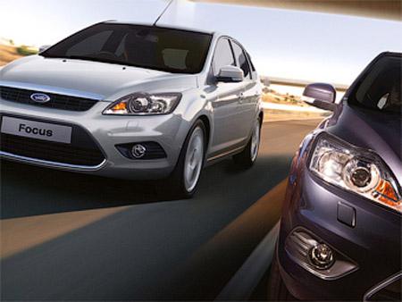 110001 В сентябре Ford Focus стал наиболее продаваемой иномаркой в России