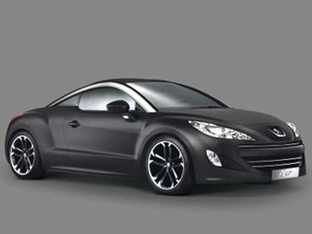 222 Компания Peugeot создала новую версию спорткара RCZ Asphalt
