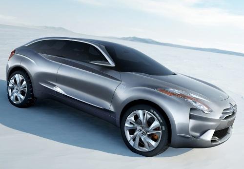 Citroen_Metropolis_2 Citroen намерен специально для Китая выпустить большой седан DS9