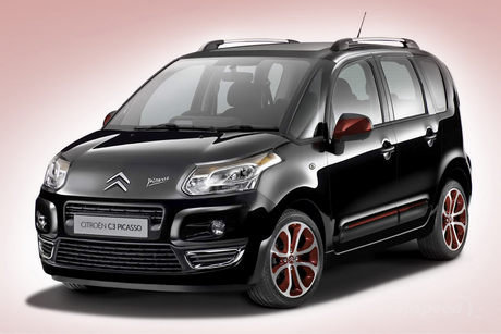 citroen-c3-blackcher_460x0w Citroen ����� ��������� ������������ �3 Picasso ������ �����