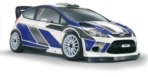 ford-500x260 Специально для выставки в Париже Ford Fiesta RS нарядили в «спортивный костюм»