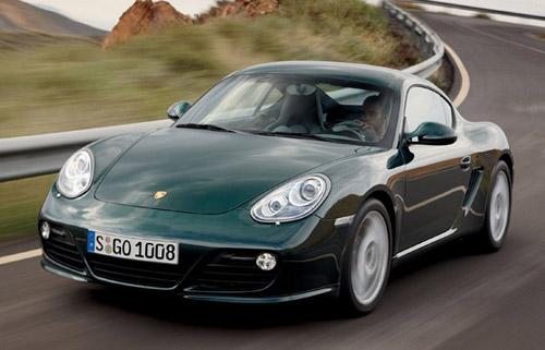 09porschecaymanshi020-1280329157 Компания Porsche анонсировала показ новой модели