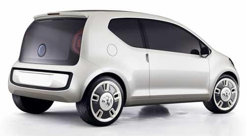 Volkswagen_up_2_Large Во Франкфурте покажут серийную версию Volkswagen Up!