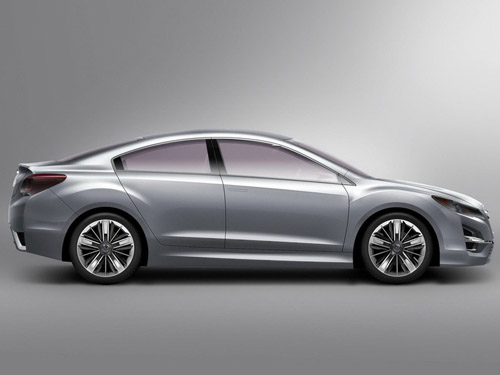 Subaru ����������� ����� ������� Impreza
