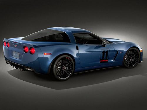 bg800_391445 В следующем году поступит в продажу эксклюзивный Corvette Z06