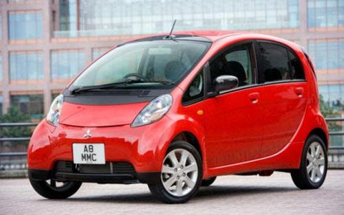 mitsubishi-i-car Создана американская версия электрокара Mitsubishi i-MiEV