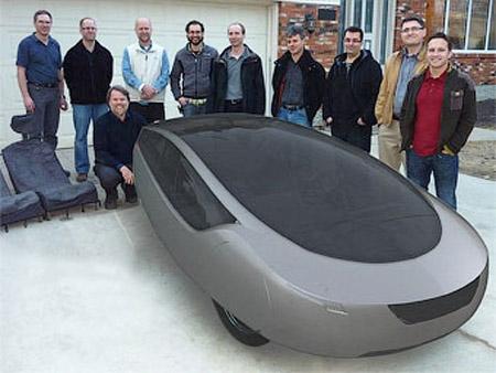 picture Кузов автомобиля можно изготовить... на принтере