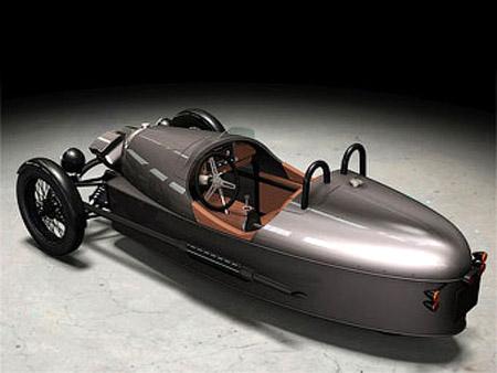 picture1 Компания Morgan представила свой новый трехколесный автомобиль