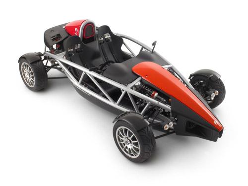 ariel-atom-2009-729247 Анонсирован эксклюзивный вариант знаменитого спорткара Ariel Atom