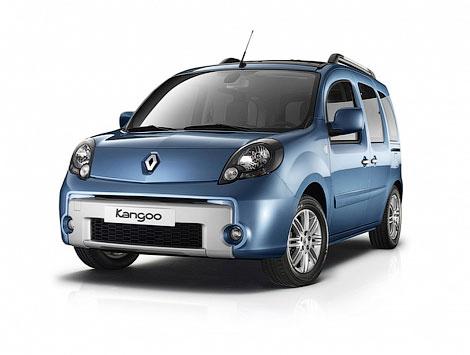 1 Компания Renault официально представила обновленный фургончик Kangoo