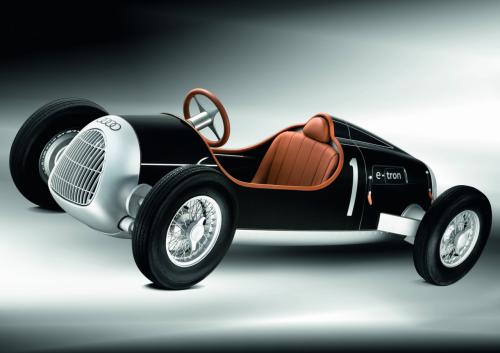 18104525031204537692 Audi разработала электромобиль для детей