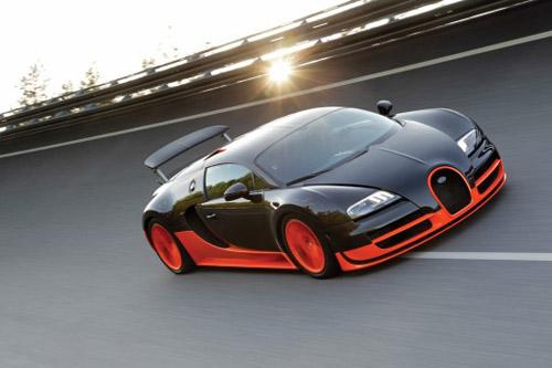 1_ ТОП-9 роскошных автомобилей 2010 года
