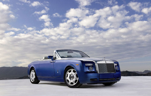 21 ТОП-9 роскошных автомобилей 2010 года