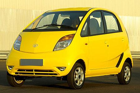 26100929 На самом дешевом в мире автомобиле установят вариатор