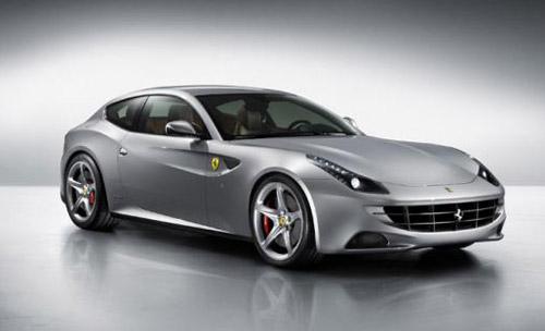Ferrari-FF-Silver Представлен новый суперкар от Ferrari