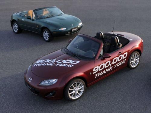 bg800_397683 Mazda MX-5 снова попала в Книгу рекордов Гиннеса
