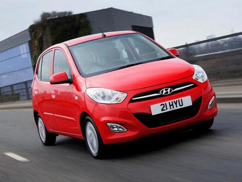 bg800_397723 Компактный Hyundai i10 соответствует самым строгим нормам экологичности