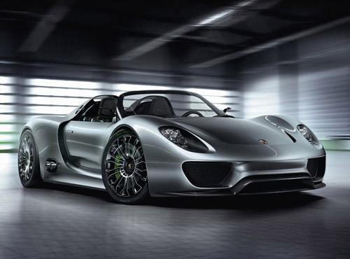 Porsche-918 Porsche создаст новый спортивный флагман