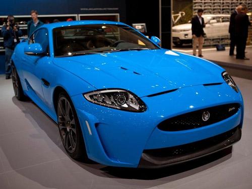 bg800_402226 Самый быстрый серийный автомобиль от Jaguar